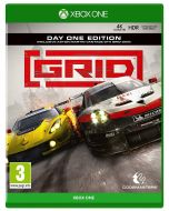 Grid (Day One Edition) (Xbox One) (New)