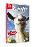 Goat Simulator: The Goaty (Switch) (New)