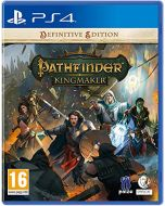 Pathfinder: Kingmaker - Definitive Edition PS4 (New)