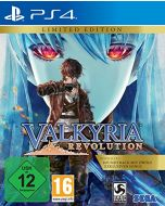 Valkyria Revolution. Day One Edition (PS4) (German Import) (New)