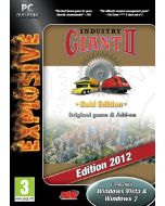 Industry Giant 2012 Edition (PC CD) (New)