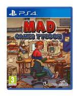Mad Games Tycoon PS4 (PS4) (New)