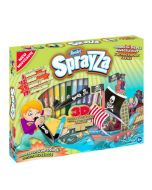 Universal Trends SprayZa RA22002 Pirate Ship Activity Set (New)