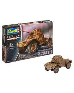 """Revell 03259 """"Armoured Scout Vehicle P204(f)"""" Model Kit (New)"""