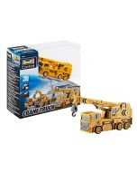 Revell Control 23497 Mini RC Crane Truck Plastic Model Kit, Yellow (New)