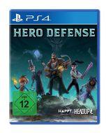 Hero Defense - Haunted Island (PS4) (German Import) (New)