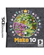 Make 10: A Journey Of Numbers  (NDS) (New)