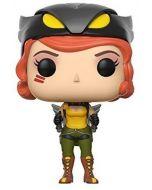 Funko Pop Heroes: DC Bombshells-Hawkgirl Collectible Figure (New)