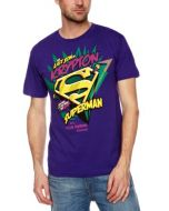 Superman - Last Son Of Krypton Men's T-Shirt (Small) (New)