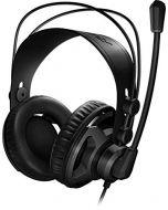 Roccat ROC-14-410 Renga Boost Studio Grade Over-Ear Stereo Gaming Headset, Black (New)