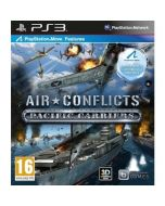 Air Conflicts Pacific Carriers (PS3) (New)