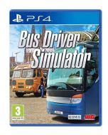 Bus Driver Simulator (PS4) (New)