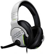 Roccat Khan Aimo 7.1 Hi Resolution RGB Gaming Headset, White Roc-14-801 (PC) (New)
