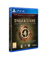 Sudden Strike 4 Complete Collection (PS4) (New)