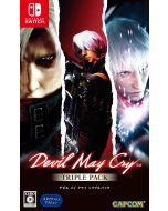 Devil May Cry Triple Pack -Switch (New)