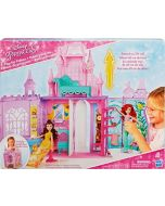 Disney Princess take-away castle 84 cm pink (New)