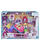 My Little Pony Equestria Girls Pinkie PieBumper CarsAnd Candy Fun (New)