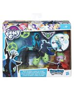 Hasbro My Little Pony Spike The Dragon Guardians of Harmony Queen Chrysalis B6009English Version [Toy], Assorted models (New)