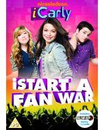 iCarly: iStart a Fan War [DVD] (New)