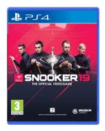 Snooker 19 - The Official Video Game (PS4) (New)