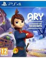 Ary and the Secret of Seasons (PS4) (New)