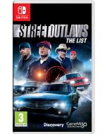 Street Outlaws: The List (Switch) (New)