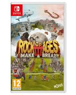 Rock of Ages 3: Make & Break (Nintendo Switch) (New)