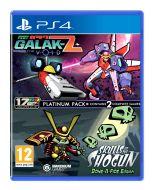Galak-Z: The Void & Skulls of the Shogun: Bonafide Edition - Platinum Pack (PS4) (New)