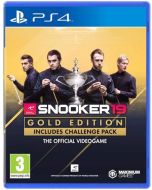 Snooker 19 (Gold Edition) (PS4) (New)