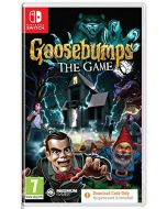 Goosebumps (Code In A Box) (Nintendo Switch) (New)