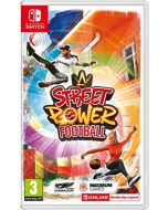 Street Power Football (Nintendo Switch) (New)