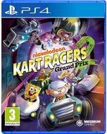 Nickelodeon Kart Racers 2: Grand Prix (PS4) (New)