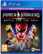Power Rangers: Battle for the Grid: Collector's Edition (PS4) (New)
