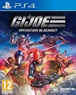 G.I. Joe: Operation Blackout (PS4) (New)