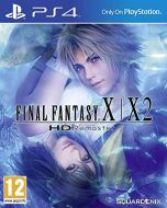 Final Fantasy X / Final Fantasy X-2 (PS4) (New)