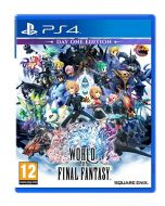 World of Final Fantasy: Day One Edition (PS4) (New)