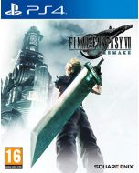 FINAL FANTASY VII REMAKE (PS4) (New)