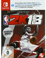 NBA 2K18 Legend Edition SWITCH [German Version] (New)