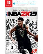 NBA 2K19 (German Box - Multi lang in Game) /Switch (New)