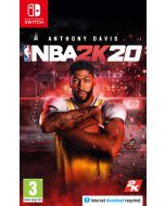 NBA 2K20 (Nintendo Switch) (New)