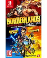 The Borderlands Legendary Collection (Switch) (New)