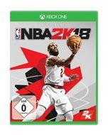 - NBA 2K18 (GERMAN BOX) /XBOX (New)