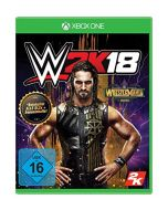 WWE 2K18 Wrestlemania Edition Xbox One [German Version] (New)