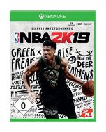 Take-Two Interactive NBA 2K19 Xbox One USK: 0 (New)