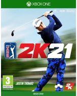 PGA Tour 2K21 (Xbox One) (New)