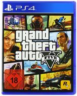 Grand Theft Auto V [German Version] (PS4) (New)