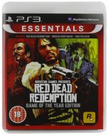 Red Dead Redemption: Game Of The Year PS3 (New)