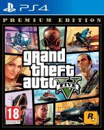 Grand Theft Auto V: Premium Edition (PS4) (New)