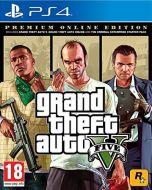 Grand Theft Auto V (Premium Edition) (PS4) (New)