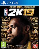 NBA 2K19 20th Anniversary Edition (PS4) (New)